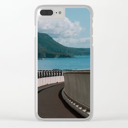 Sea Cliff Bridge. New South Wales. Australia. Clear iPhone Case
