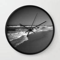 florida Wall Clocks featuring Florida by Lea Marlowe
