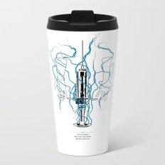 Needle Metal Travel Mug