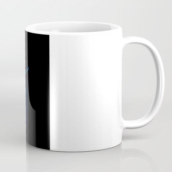 Mr. White (Crystal Blue) Mug