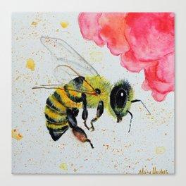 Bee Seen Canvas Print
