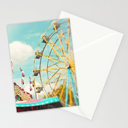 summer carnival fun Stationery Cards