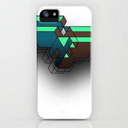 Attribute iPhone Case