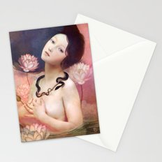 The Serpent Lake Stationery Cards