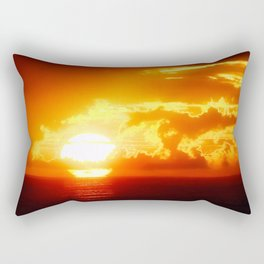 Gorgeous Sunset Rectangular Pillow