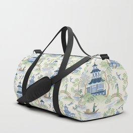 Chinoiserie Duffle Bag