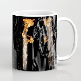 Fire & Ice / Feuer und Eis Coffee Mug