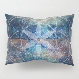 Sacred Geometry Universe X Pillow Sham