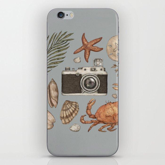 Summer Beach Collection iPhone Skin