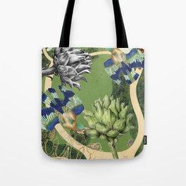 Garden III Tote Bag