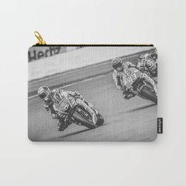 Jorge Lorenzo / Marc Marquez / Valentino Rossi Carry-All Pouch