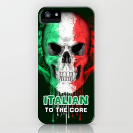 To The Core Collection: Italy iPhone Case