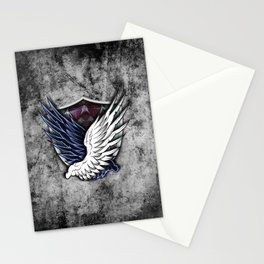 Wings of Freedom Stationery Cards