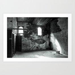 Solitary Confinement Art Print