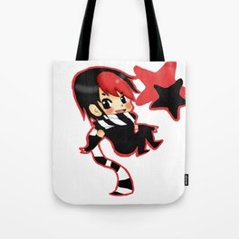 Scott Pilgrim- Knives Chau  Tote Bag