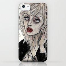 Courtney love cobain Slim Case iPhone 5c