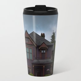Cousin It Travel Mug