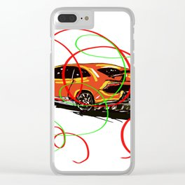 Very Fast and Very stylish !! Clear iPhone Case