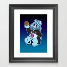 Ceno-bear Framed Art Print