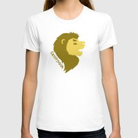 gryffindor T-shirts featuring Gryffindor by Caleb Cowan