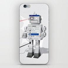 Photobot iPhone Skin