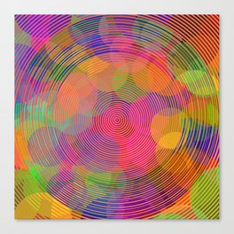 Hypnotic Canvas Print