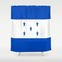 flag honduras,america,latine,spanish,Honduran, Catracho,Mesoamerican,Tegucigalpa,San Pedro,Choloma Shower Curtain