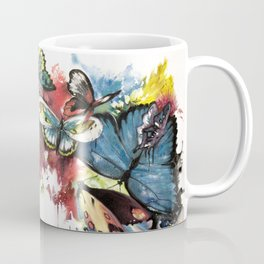 Butterfly Central Coffee Mug