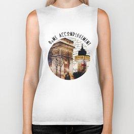 8ème Arrondissement Biker Tank