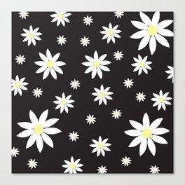 Daisy Craisy Canvas Print