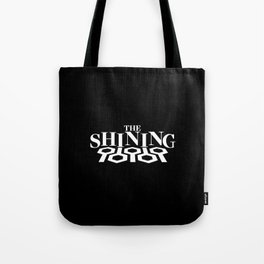Don't Overlook - Classic Horror Logo Collection Tote Bag