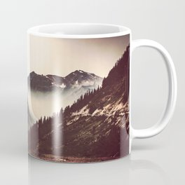Montana Mountain Pass Coffee Mug