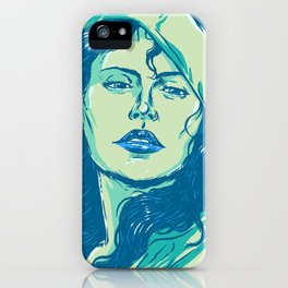 When The Night Comes iPhone Case