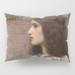 """John William Waterhouse """"Juliet"""" Pillow Sham"""