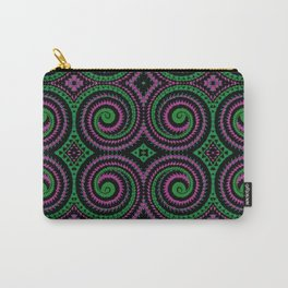 Deep Purple Carry-All Pouch