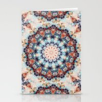 kaleidoscope Stationery Cards featuring kaleidoscope  by North 10 Creations