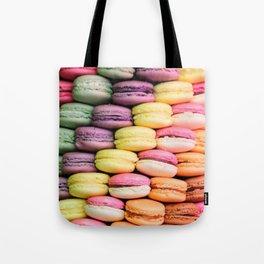 Macaron Tower Tote Bag