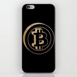 Bitcoin iPhone Skin