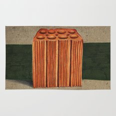 Brazilian's Brick Rug