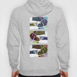 Those who dance with the sled dogs Hoody