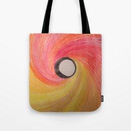 Spiralin'  Tote Bag