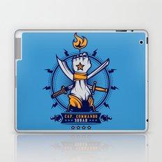 CAP. COMMANDO TEAM Laptop & iPad Skin