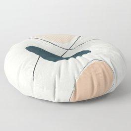 Wildline I Floor Pillow
