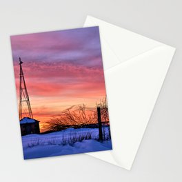 3rd Day Of Spring 2 Stationery Cards