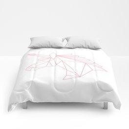 Unicorn Pink Comforters