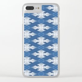 Mariner Spindle Clear iPhone Case