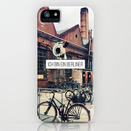 Old Factory  iPhone Case