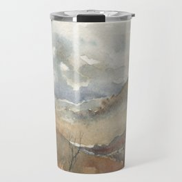 Old Stagecoach route to Nutt Travel Mug