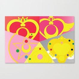 Make Up! Canvas Print