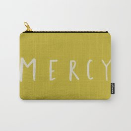Mercy x Mustard Carry-All Pouch